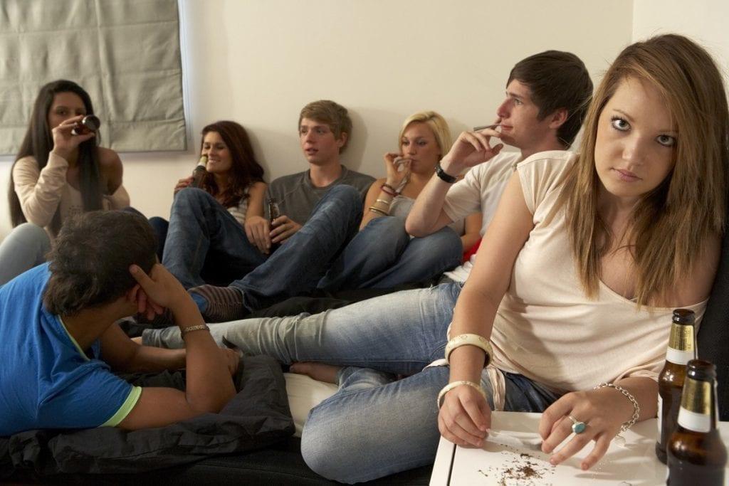Психологическое сопровождение подростков с аддиктивным поведением 2