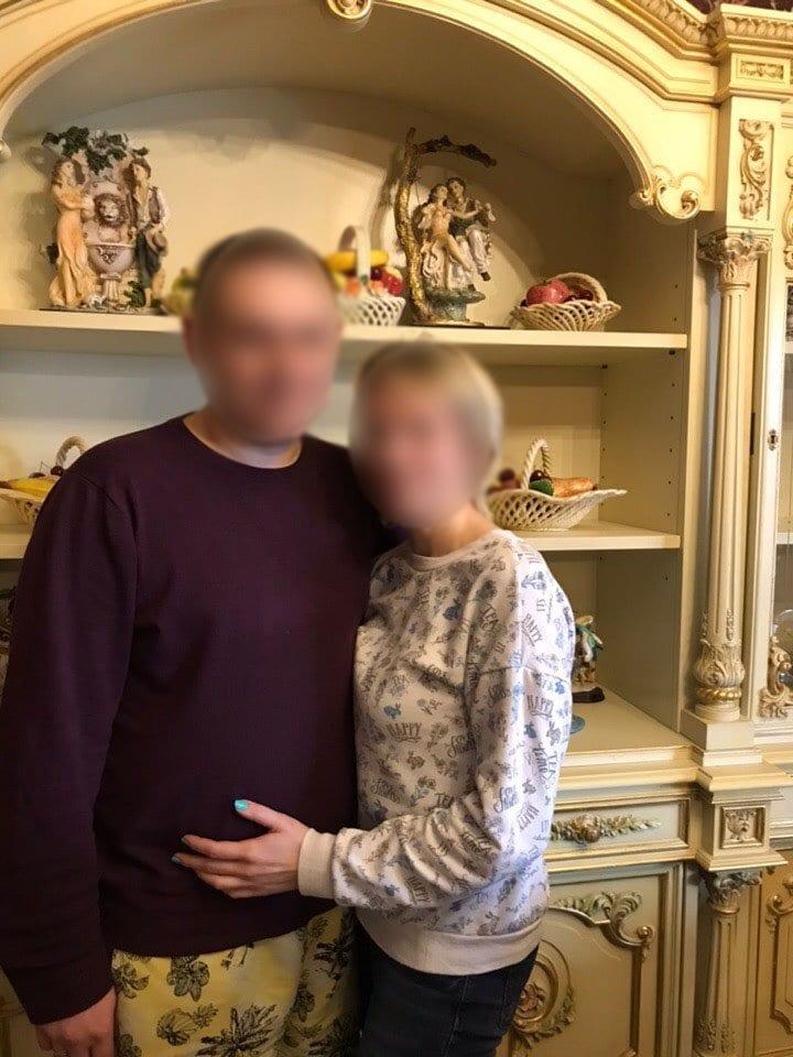 Приезд жены к Александру Д 13