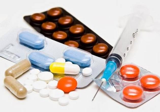 Медикаментозное лечение наркомании 1