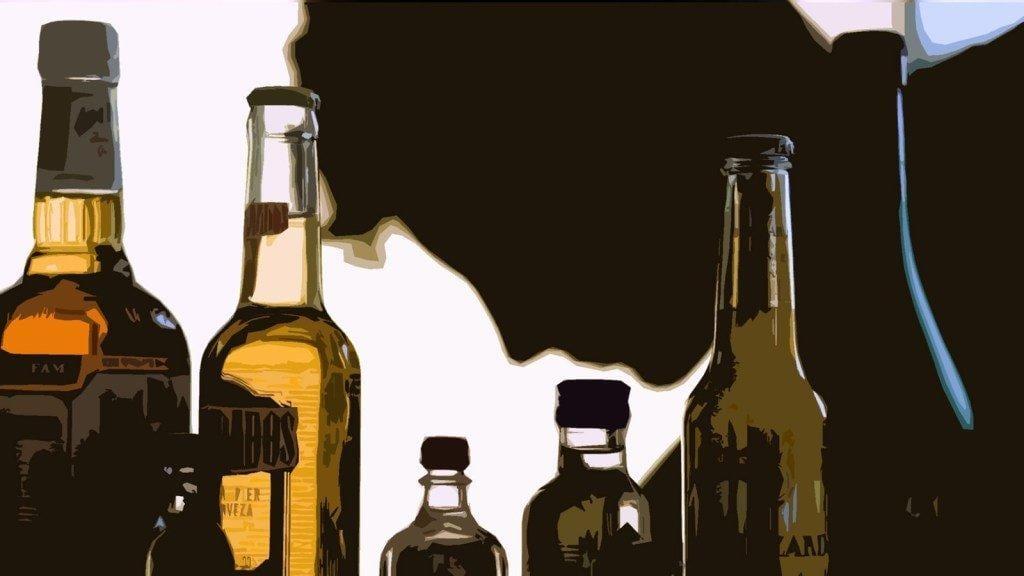Развитие алкоголизма 10