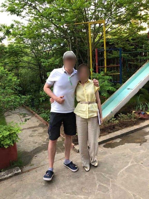 Приезд мамы к Денису 7