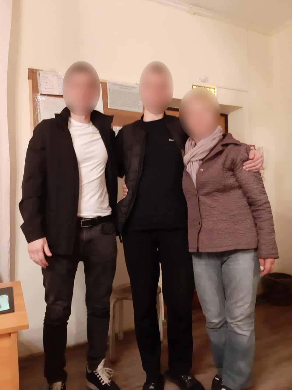 Отзыв родных Сергея 222