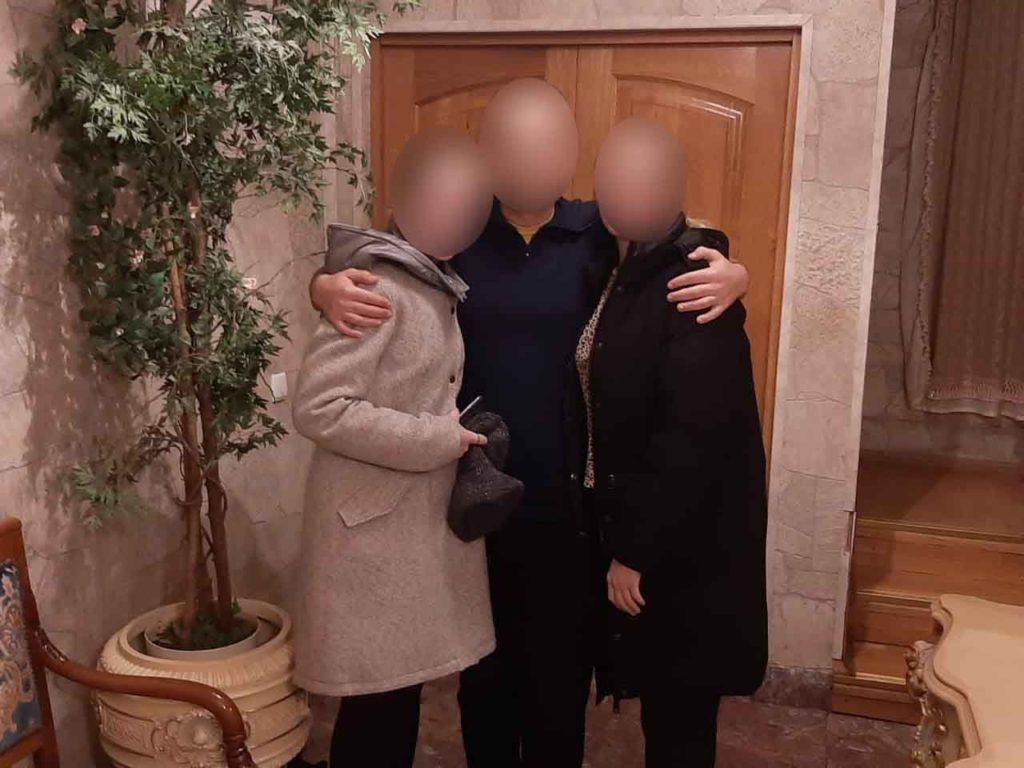 Приезд родных к Владимиру 23