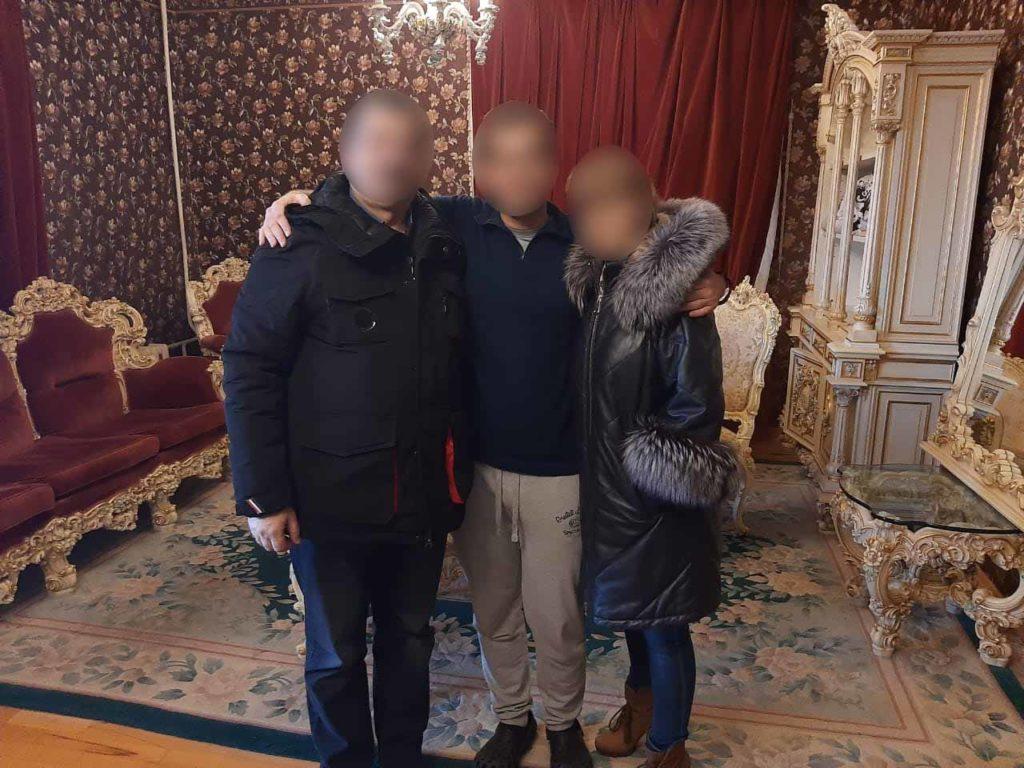 Родители Владимира отзыв 22