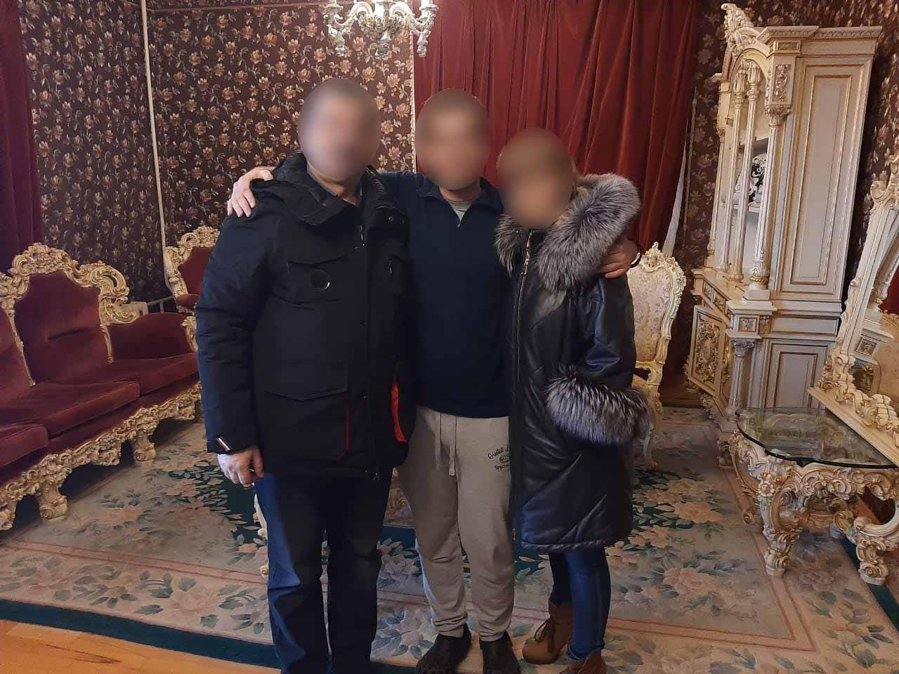 Родители Владимира отзыв 172