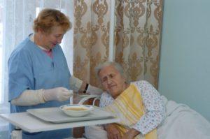 Услуги сиделки в больнице в Москве 1
