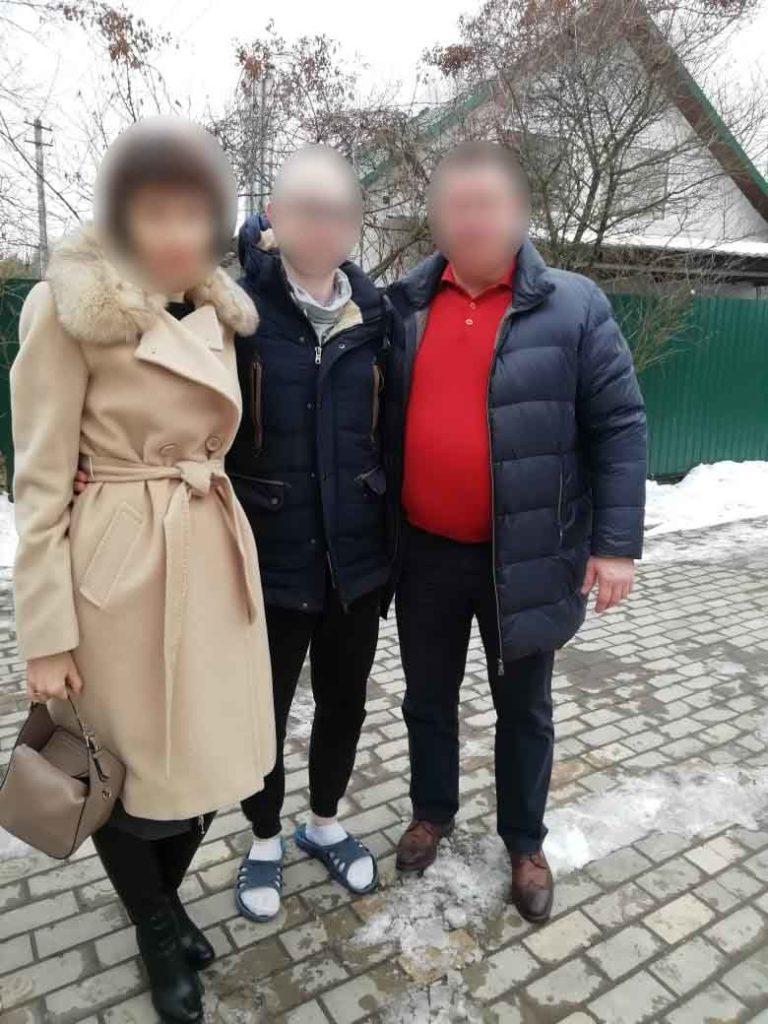 Приезд родных к Илье и отзыв🙏❤ 57