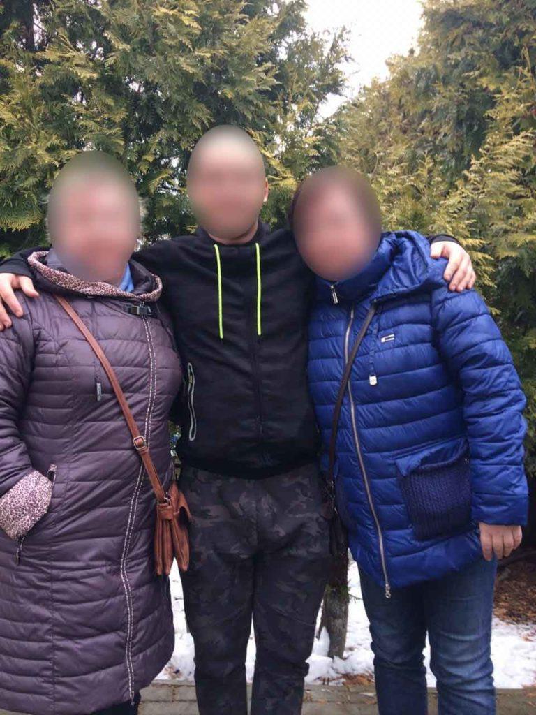 Приезд родных к Максиму П. и отзыв ❤🙏 26