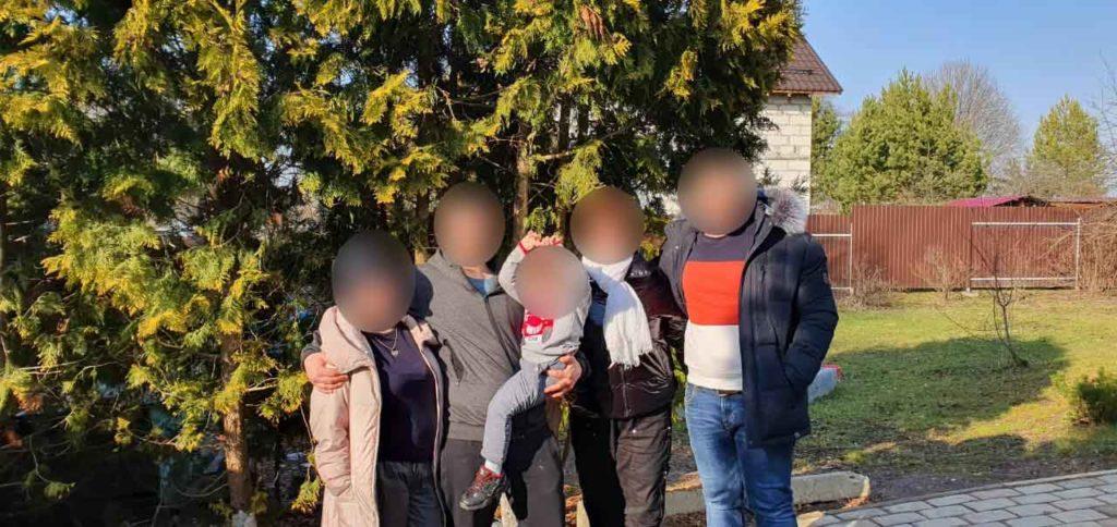 Приезд родных к Станиславу и отзыв 18