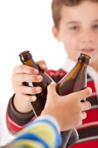 Ребенок употребляет алкоголь 1