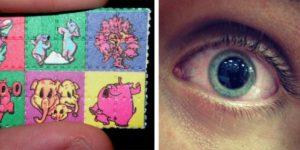 Марки – наркотик, известный как ЛСД. 2