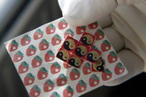 Марки – наркотик, известный как ЛСД. 3